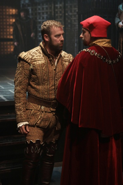 Folger Shakespeare Theater- Henry VIII, 10-10-10