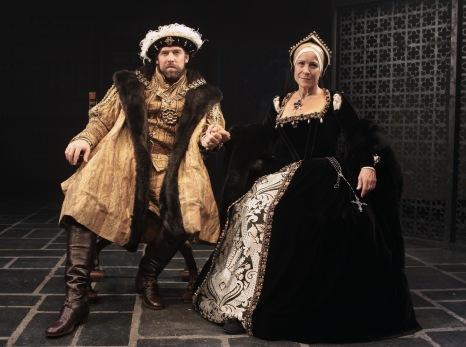 Folger Shakespeare Theater- Henry VIII, 10-10-10